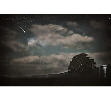 Nightfall in Middle-Earth Photographic Print
