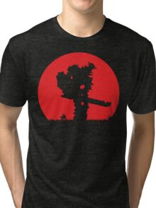 Shadow of the Colossus - V2 Tri-blend T-Shirt