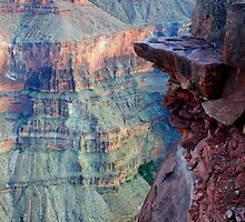 The Grand Canyon A Place To Stand by Bob Christopher