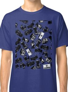 Camera Collage Classic T-Shirt