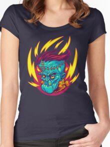 FUNKENSTEIN Women's Fitted Scoop T-Shirt