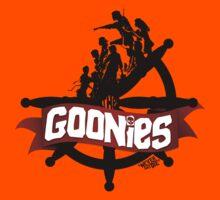 The Goonies - V2 Kids Tee