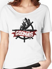 The Goonies - V2 Women's Relaxed Fit T-Shirt
