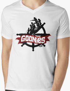 The Goonies - V2 Mens V-Neck T-Shirt