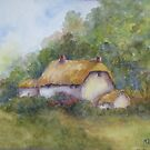 HIDDEN COTTAGE by Mary  Lawson