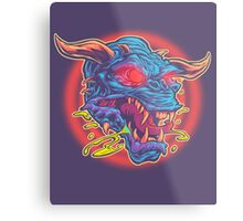 GHOSTBUSTERS: TERROR DOG Metal Print