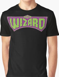 The Wizard Graphic T-Shirt