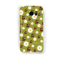 Lady Pug Pattern i-Phone and i-Pod Cases Samsung Galaxy Case/Skin