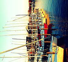Golden Sails by studiohaus