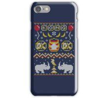 Kong Sweater iPhone Case/Skin