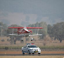"""Pull Over Sir"" @ Mudgee Air Show 2007 by muz2142"