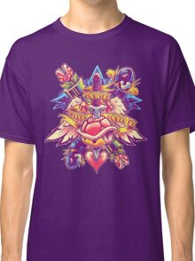 BOWSER NEVER LOVED ME (full color) Classic T-Shirt
