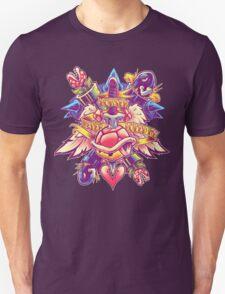 BOWSER NEVER LOVED ME (full color) T-Shirt