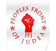 Peoples Front Of Judea T Shirts, Stickers and Other Gifts Monty Python's Poster