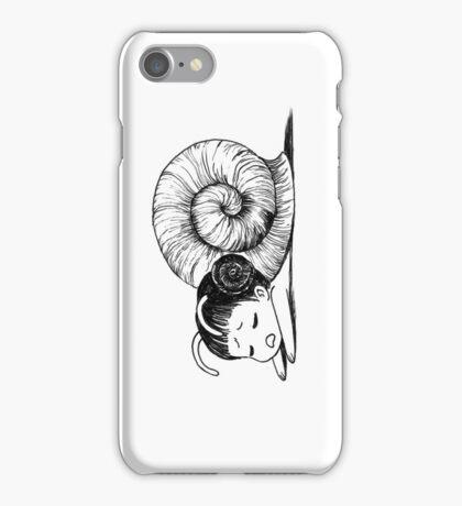 Snailgirl iPhone Case/Skin