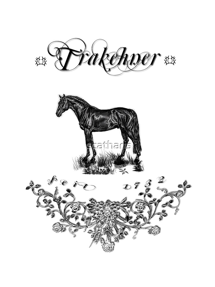Trakehner - The Original since 1732 by scatharis