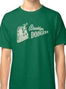 brooklyn dodgers 2 Classic T-Shirt
