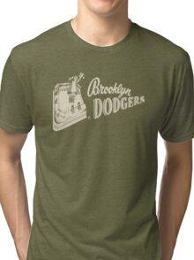 brooklyn dodgers 2 Tri-blend T-Shirt