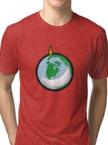 EarthBomb Blank Tri-blend T-Shirt