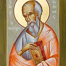 St John the Theologian by ikonographics
