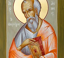 St John the Theologian by ikonographics