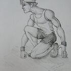 'Runner' by jkisinamal