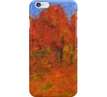 016 Fall Colors iPhone Case/Skin