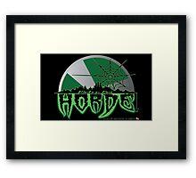 Major League Kolhii (Metru Nui) Framed Print