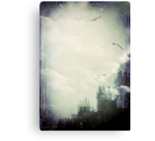 Tristesse Canvas Print
