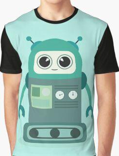 Bill-Bot Graphic T-Shirt