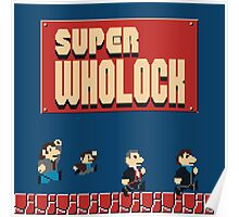 Super Wholock Poster