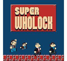 Super Wholock Photographic Print