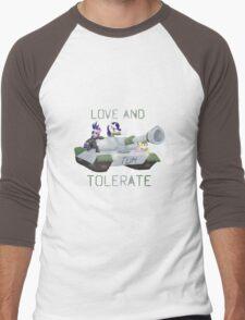 Tom Got an Upgrade Men's Baseball ¾ T-Shirt
