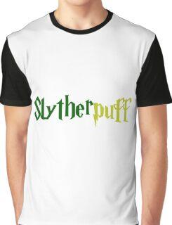 Slytherpuff Graphic T-Shirt