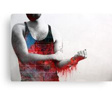 Michael - Blood To Give #1 Canvas Print