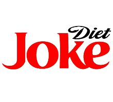 Diet Joke T Shirts, Stickers and Other Gifts by zandosfactry