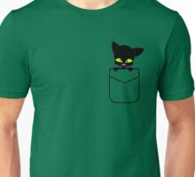 pocket Plagg Unisex T-Shirt