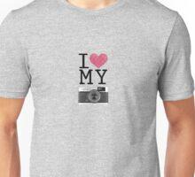 I ♥ My Trip 35 Unisex T-Shirt