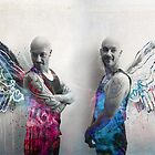 Avi - Angel & Devil by Steve Edwards