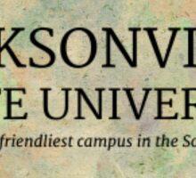 Friendliest Campus in the South Sticker