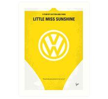 No103 My Little Miss Sunshine movie poster Art Print