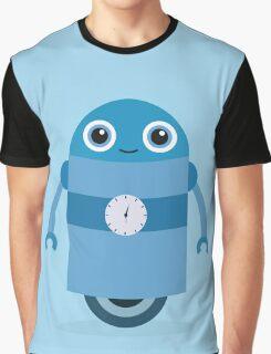 Robot Bob Graphic T-Shirt