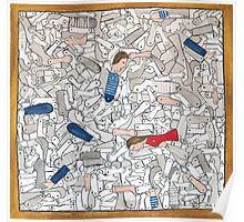 Boîtes à joujoux 01 Poster