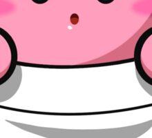 Pocket Kirby  Sticker