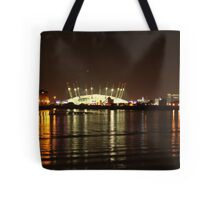 London Olympics Millenium Dome Tote Bag