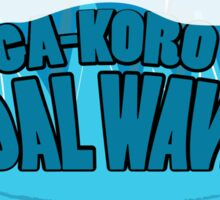Ga-Koro Tidal Waves Sticker