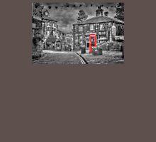 Haworth - Red Telephone Box Unisex T-Shirt