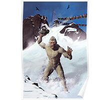 Yeti in the Death Zone Poster