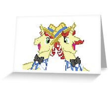 Flim Flam My Little Pony Brony Pegasister Greeting Card