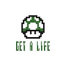 Mario: Get a life by RoeyJr